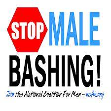 3 Stop male bashing
