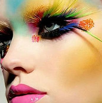4 Contemporary makeup