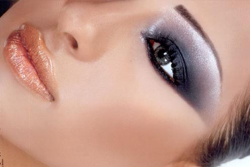4 eye makeup mixed