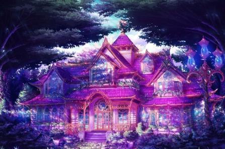 45 Villa in Pink