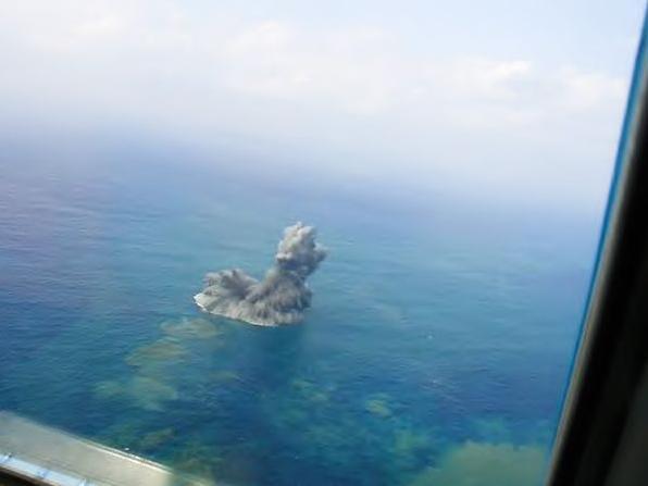 5 Undersea Active Volcano