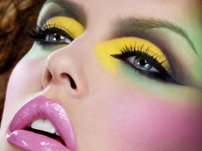 6 Fantasy makeup