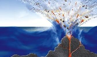 7 Undersea Active Volcano