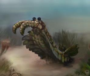 8 Cambrian beast