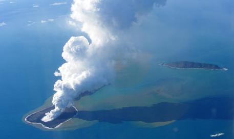 8 Undersea Active Volcano