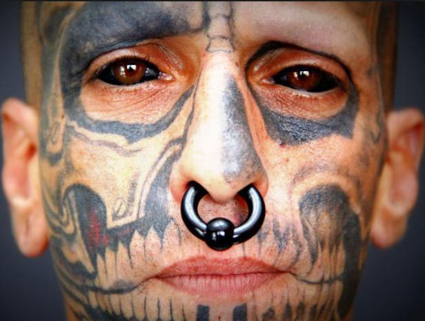 9 Daemon Tattoo