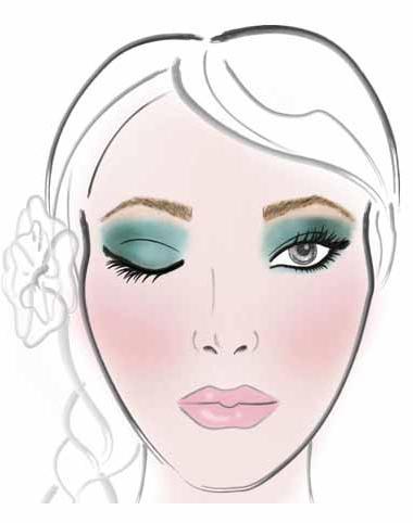 9 Kanki makeup