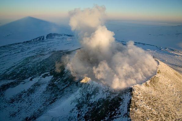 9 Volcano active