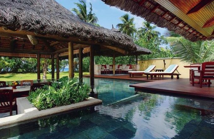 91 Villa Garden Pool