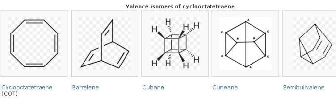 12 valence isomerism cyclooctatetraene SKMClasses IITJEE Bangalore