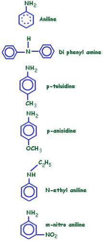 16 Aromatic Amines