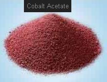 16 Cobalt Acetate is deep Brown