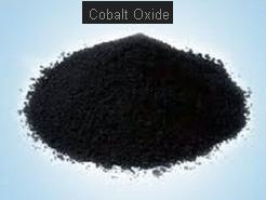 17 Cobalt Oxide is Black