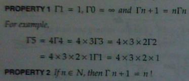 1c Gamma Function Integral Calculus