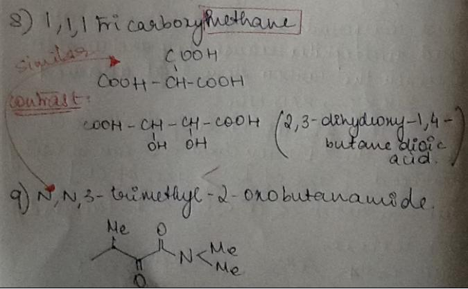 1d Exceptions in Chemistry