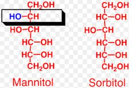 22 Mannitol comparison with Sorbitol SKMClasses IIT JEE Bangalore