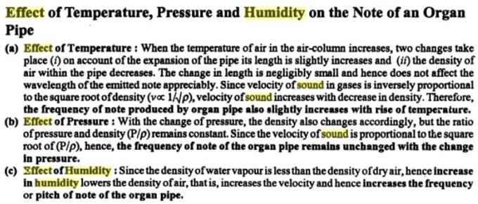 28a2 Speed of sound effect of humidity