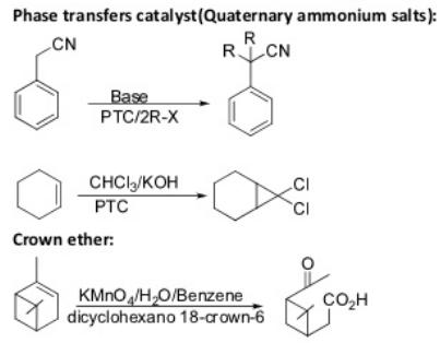 39 Phase transfer catalysts