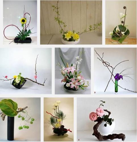 3d Ikebana