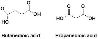 4 Butanedioic propanedioic acid SKMClasses IIT JEE Bangalore