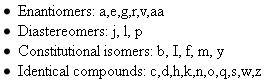 42 Enantiomers Diastereomers