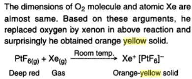43b Xenon Platinum deep red orange yellow
