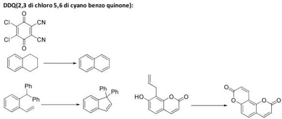 44 DDQ di chloro di cyano benzo quinone