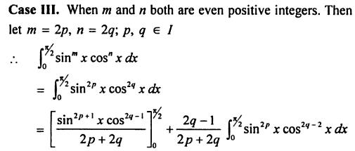 44 Find Sin to the power m X Cos to the power n in terms of Gamma