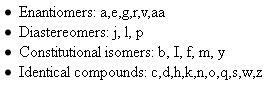 45 Enantiomers Diastereomers