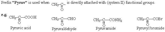 48 Pyruvic acid Pyruvaldehyde Pyruvamide SKMClasses IITJEE Bangalore