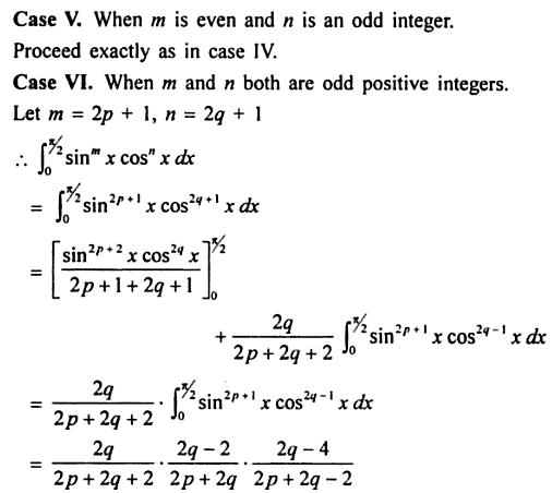 49 Find Sin to the power m X Cos to the power n in terms of Gamma