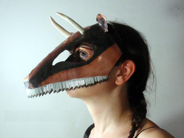 4c Deer mask
