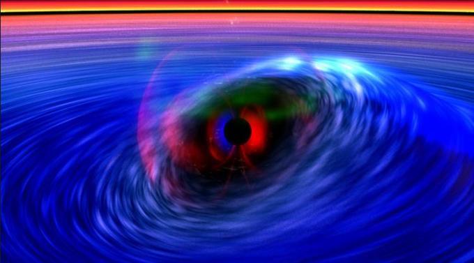 4g Blue blackhole