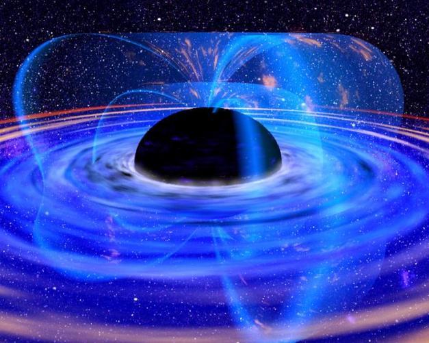 4h Black hole