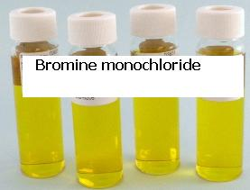 5 BrCl Brominemonochloride
