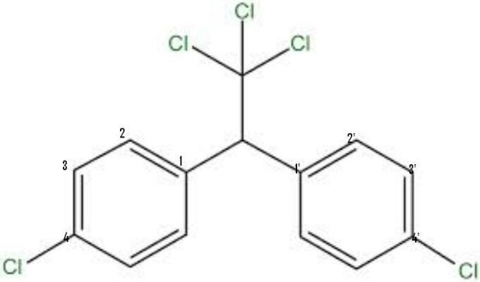 6 4,4'-Dichlorodiphenyltrichloroethane