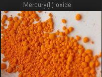8 Mercury Oxide HgO