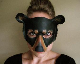 8a Fox mask