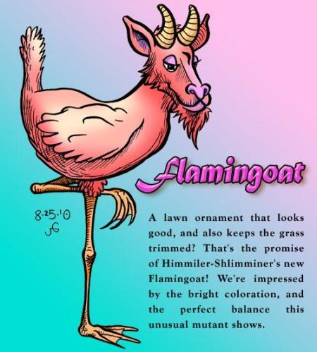 Flamingoat