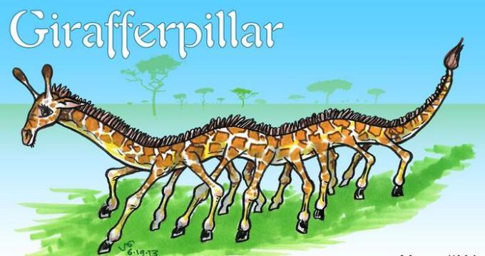 Girafferpillar