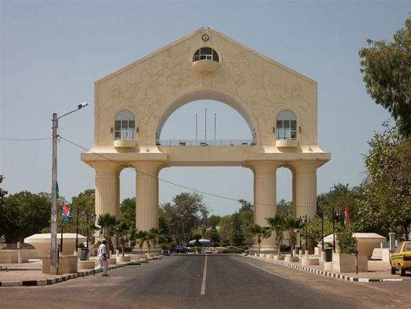 32s Promuje gate Gambia