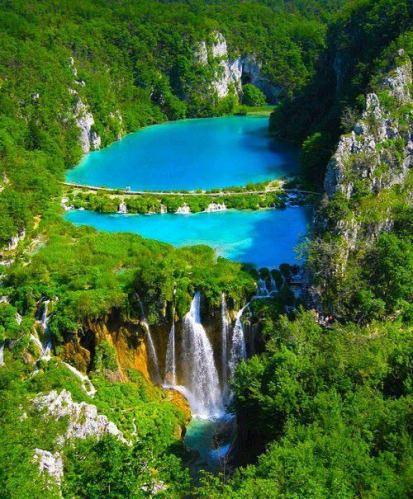 11i Turquoise, Plitvice Lake, Croatia