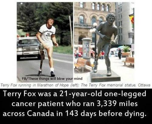 11n Terry Fox