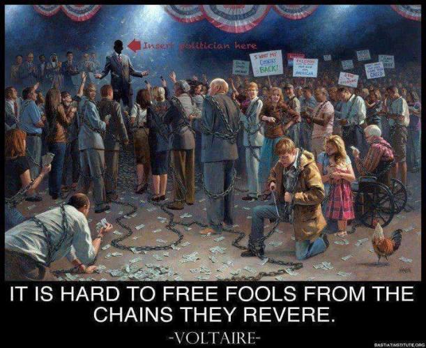 12c Hardest to free fools