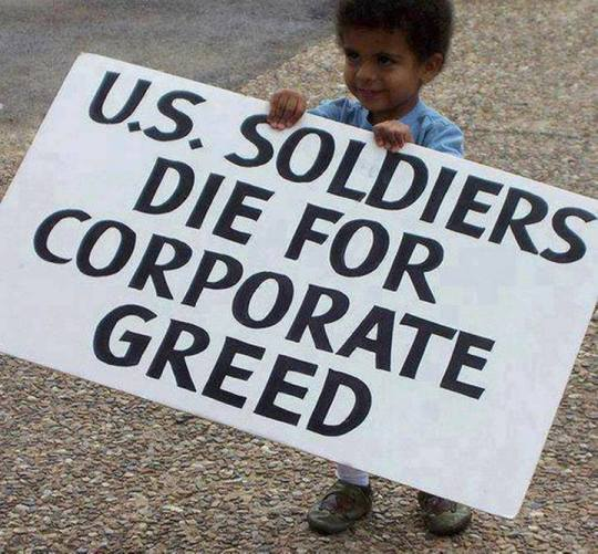 12l for corporate greed