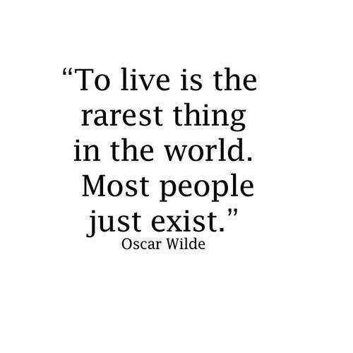 13q most people just exists