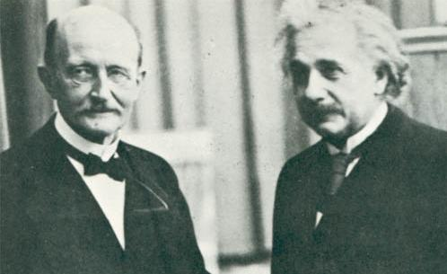 18 Max Planck and Albert Einstein