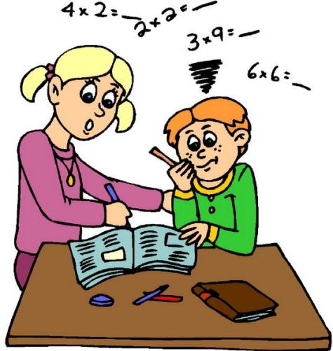 1c Study Home work teacher
