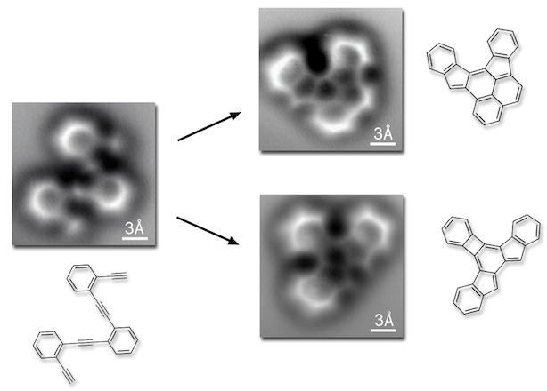 20 Photograph of molecules