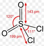 22 so2cL2 STRUCTURE